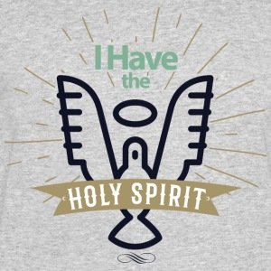 Holy Spirit - Men's 50/50 T-Shirt