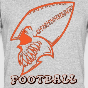 Football T-Shirt - Men's 50/50 T-Shirt