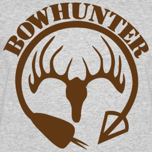 Bow Hunter | Deer Hunter - Men's 50/50 T-Shirt