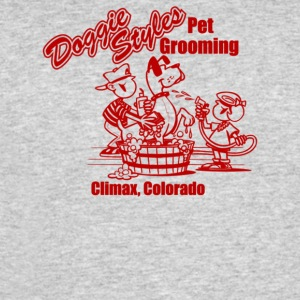 Doggie Style Pet Grooming - Men's 50/50 T-Shirt