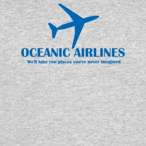 Lost Oceanic Airlines - Men's 50/50 T-Shirt