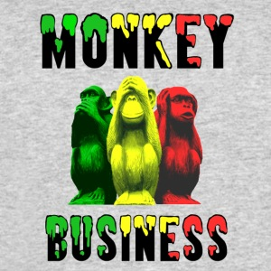 Monkey Business - Men's 50/50 T-Shirt