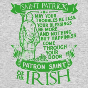 Saint Patricks Shirt - Men's 50/50 T-Shirt