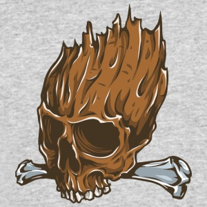skull_and_bone - Men's 50/50 T-Shirt