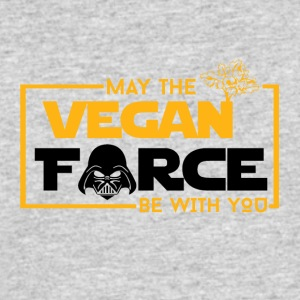 May the vegan force be with you - Men's 50/50 T-Shirt