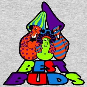 BEST BUDS - Men's 50/50 T-Shirt