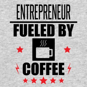 Entrepreneur Fueled By Coffee - Men's 50/50 T-Shirt