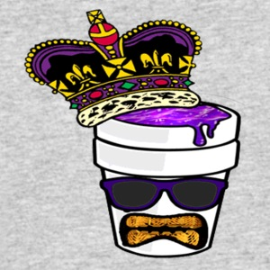 King_Actavis_Head - Men's 50/50 T-Shirt