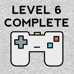 Level 6 Complete 6th Birthday - Men's 50/50 T-Shirt