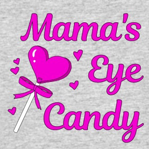 MAMA'S EYE CANDY - Men's 50/50 T-Shirt