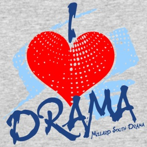 I Drama Millard South Drama - Men's 50/50 T-Shirt