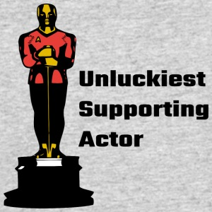 Unluckiest Supporting Actor - Men's 50/50 T-Shirt