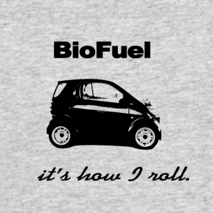 Biofuel - It's How I Roll - Men's 50/50 T-Shirt