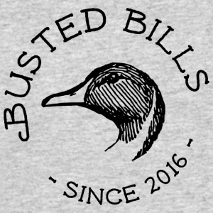 Busted Bills - Men's 50/50 T-Shirt