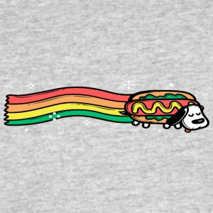 Yay Hotdog - Men's 50/50 T-Shirt
