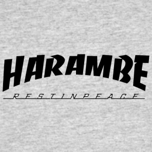 harambe - Men's 50/50 T-Shirt