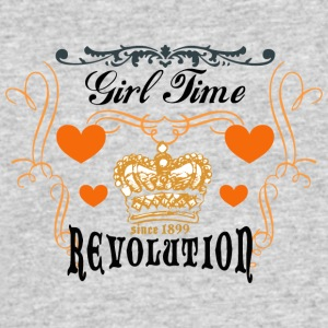 girl time - Men's 50/50 T-Shirt