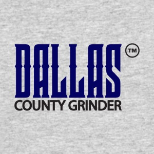 Dallas County Grinder - Men's 50/50 T-Shirt
