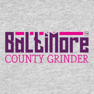 BALTIMORE COUNTY GRINDER - Men's 50/50 T-Shirt