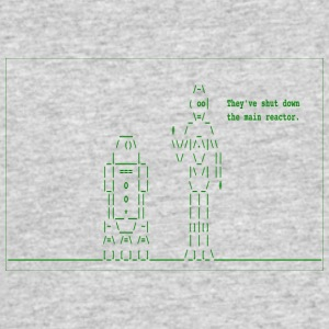 Star Wars - They've Shut Down the Main Reactor - Men's 50/50 T-Shirt