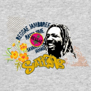 REGGAE - Men's 50/50 T-Shirt