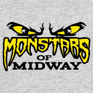 Monstars of Midway - Men's 50/50 T-Shirt
