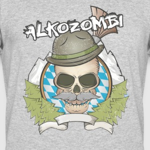 Alkozombie - Men's 50/50 T-Shirt