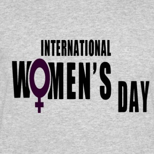 international womens day - Men's 50/50 T-Shirt