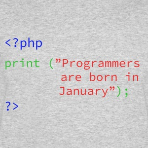 Programmers Month - Men's 50/50 T-Shirt