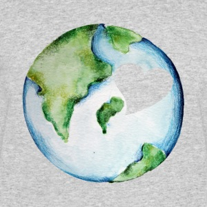 Earth day love - Save our planet - Men's 50/50 T-Shirt