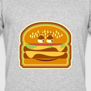 Happy Cheeseburger Pal - Men's 50/50 T-Shirt