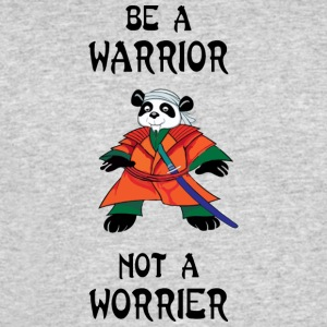 Panda Warrior - Men's 50/50 T-Shirt