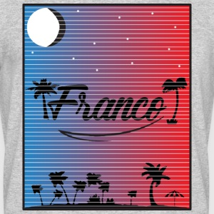 Franco Sunset Lines - Men's 50/50 T-Shirt