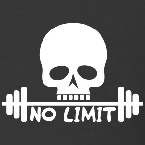 No Limit / Body / skull - Men's 50/50 T-Shirt
