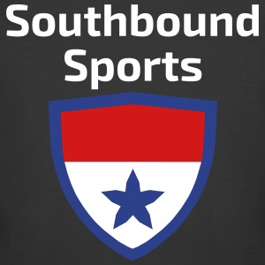 The Southbound Sports Shield Logo. - Men's 50/50 T-Shirt