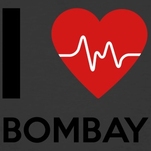 I Love Bombay - Men's 50/50 T-Shirt