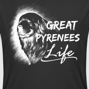 Great Pyrenees Life Shirt - Men's 50/50 T-Shirt