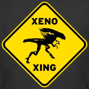 Xeno Xing - Men's 50/50 T-Shirt