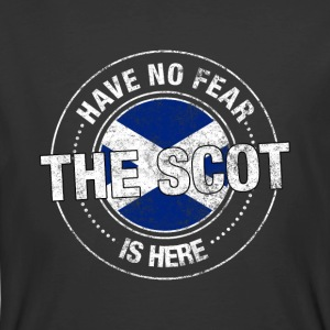 Have No Fear The Scot Is Here Shirt - Men's 50/50 T-Shirt