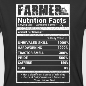 Farmer nutrition facts T Shirts - Men's 50/50 T-Shirt