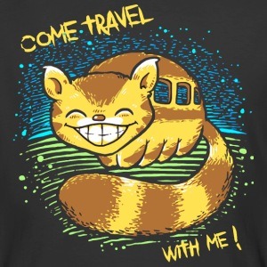 Travel With Me - Men's 50/50 T-Shirt
