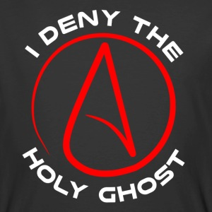 Atheist - I Deny The Holy Ghost - Men's 50/50 T-Shirt