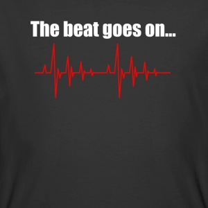 The beat goes on - Men's 50/50 T-Shirt