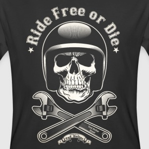 Ride Free or Die - Men's 50/50 T-Shirt