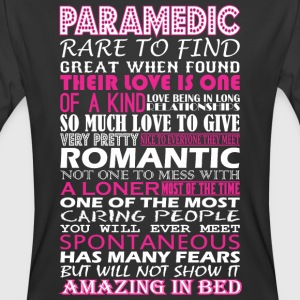 Paramedic Rare To Find Romantic Amazing To Bed - Men's 50/50 T-Shirt