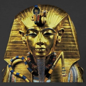 Tutankhamun Pharaoh of Egypt Products and T-shirts - Men's 50/50 T-Shirt
