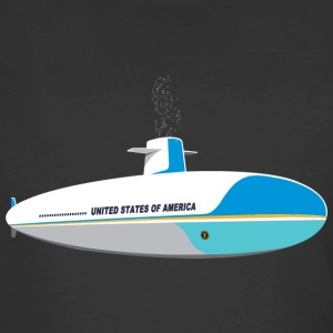 Submarine One - Men's 50/50 T-Shirt