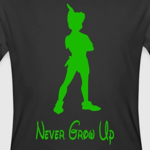 Peter Pan Never Grow Up - Men's 50/50 T-Shirt