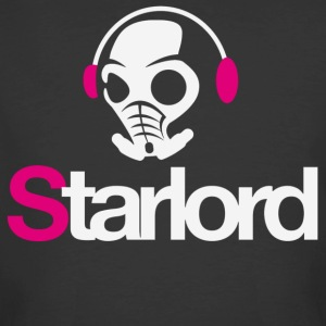 Starlord Headphone Picture - Men's 50/50 T-Shirt
