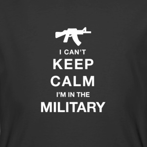 I CAN T KEEP CALM military - Men's 50/50 T-Shirt